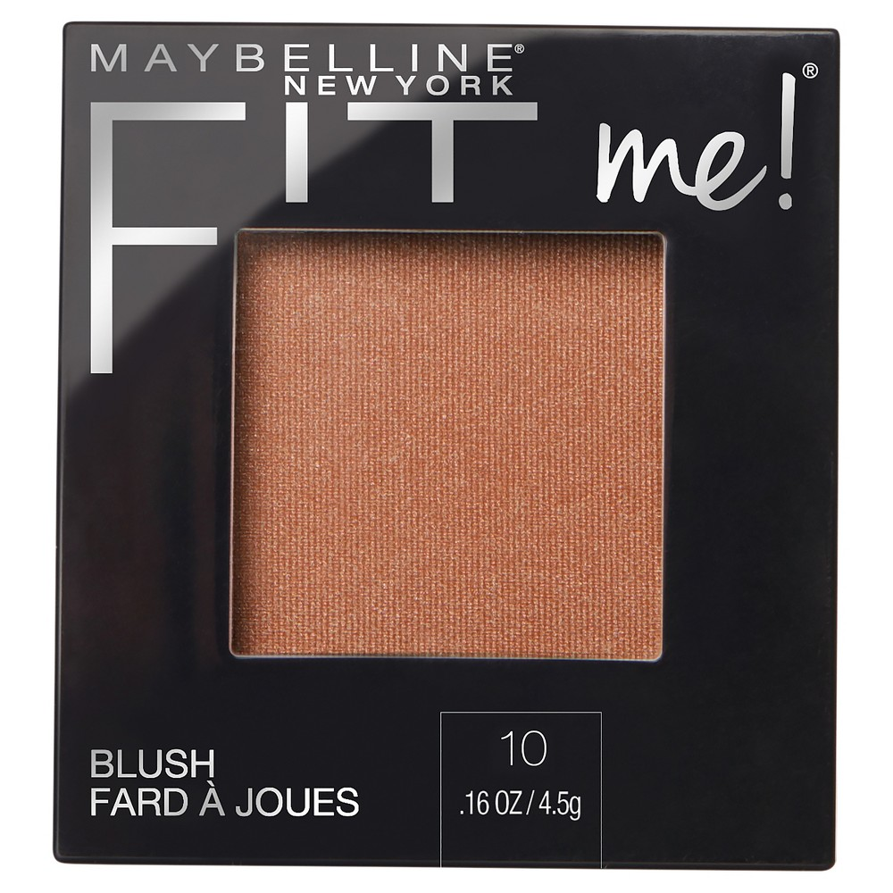 Maybelline FitMe Blush 10 Buff - 0.16oz