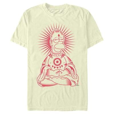 Men's The Simpsons Zen Homer T-Shirt