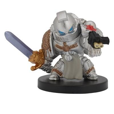 Bandai Warhammer 40,000 40k Chibi Series 1 Grey Knight Space Marine Figure
