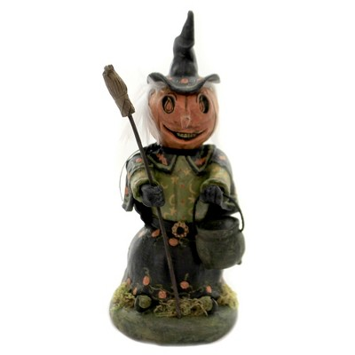"""Charles Mcclenning 9.0"""" Witch In The Woods Halloween  -  Decorative Figurines"""