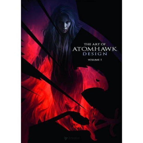 The Art of Atomhawk Design - (Paperback) - image 1 of 1