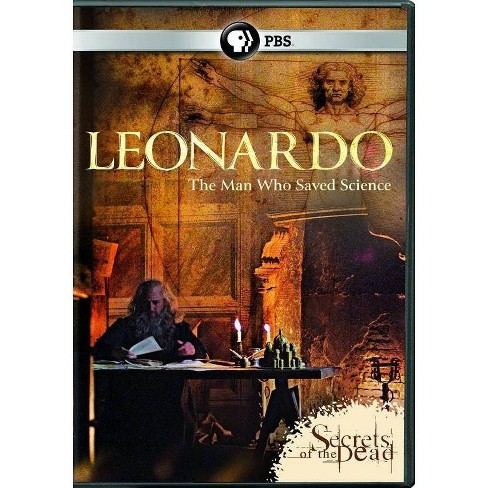 Secrets of the Dead: Leonardo The Man Who Saved Science (DVD) - image 1 of 1