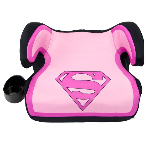 KidsEmbrace Fun Ride Backless Booster - Supergirl - image 1 of 2