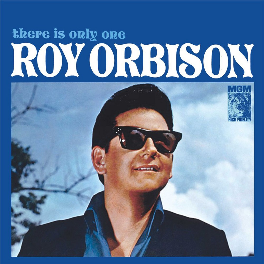Roy Orbison - There Is Only One Roy Orbison (Vinyl)