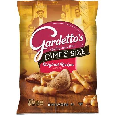 Pretzels: Gardetto's