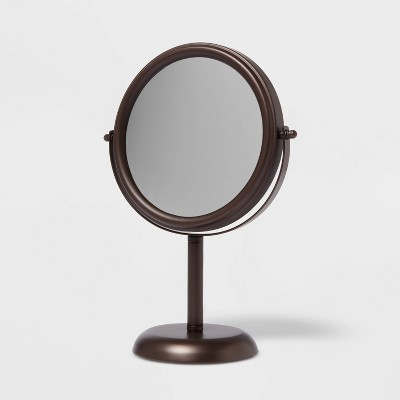 Bathroom Mirror Oil Rubbed Bronze - Threshold™
