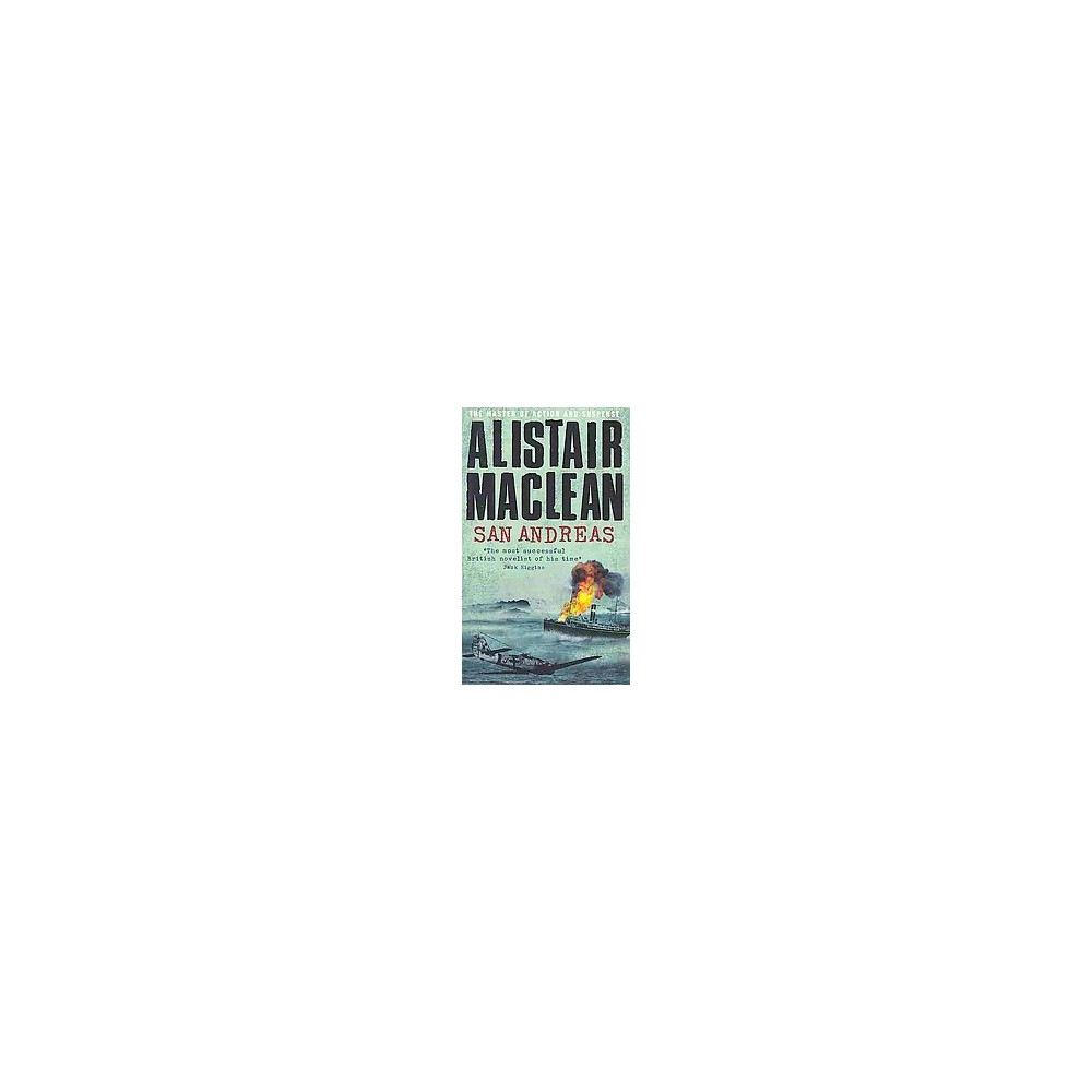 San Andreas (Reissue) (Paperback)