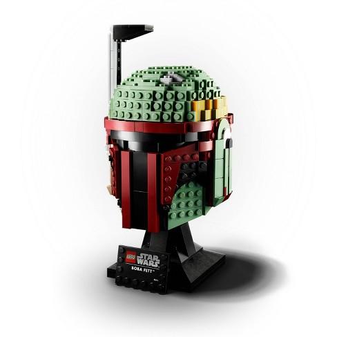 LEGO Star Wars Boba Fett Helmet 75277 Building Kit; Cool Collectible Star Wars Set 625pc - image 1 of 4