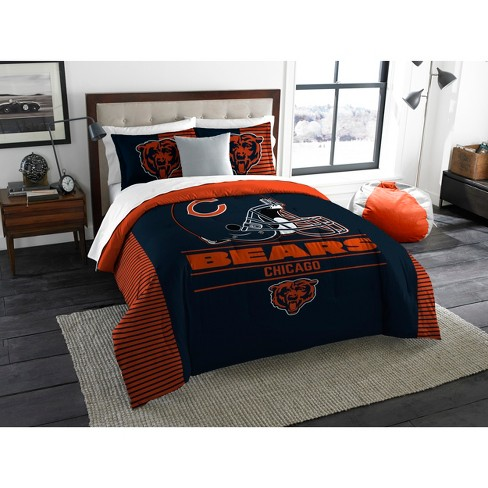 NFL Chicago Bears The Northwest Co. King Size Printed Comforter & Sham - image 1 of 3