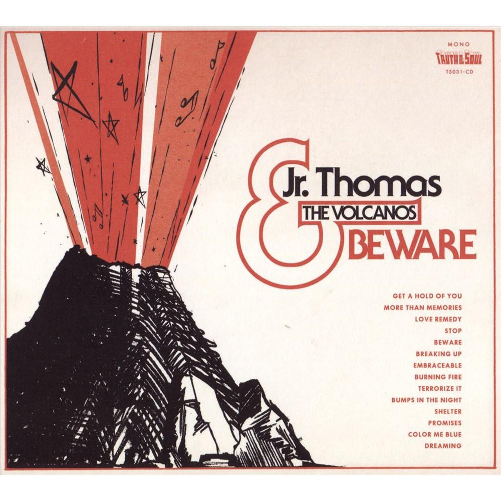 Volcanos - Beware (CD), Pop Music