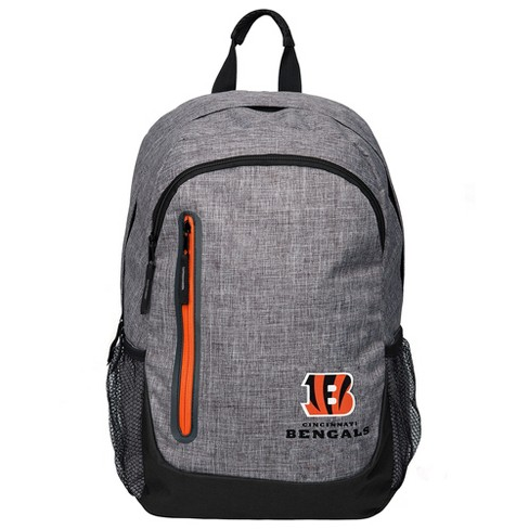 NFL Cincinnati Bengals Forever Collectibles - Heather Gray Bold Color Backpack - image 1 of 3