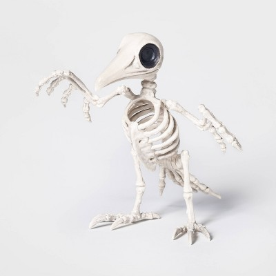 Raven Skeleton Decorative Halloween Prop Large - Hyde & EEK! Boutique™