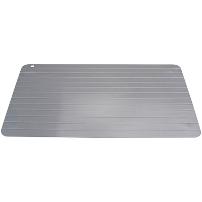 "Northlight 14"" Metal Frozen Meat Defrosting Tray Board"