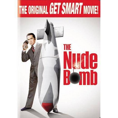 The Nude Bomb (DVD) - image 1 of 1