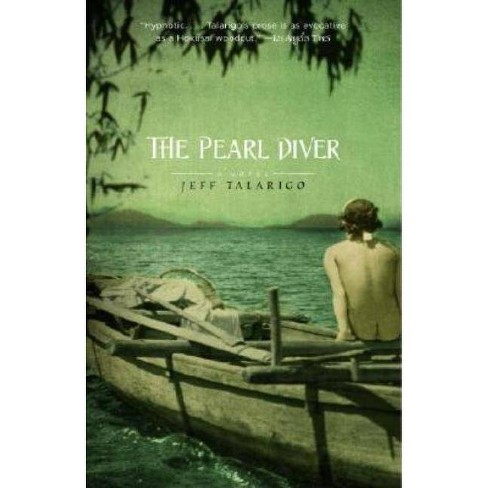 The Pearl Diver - by  Jeff Talarigo (Paperback) - image 1 of 1