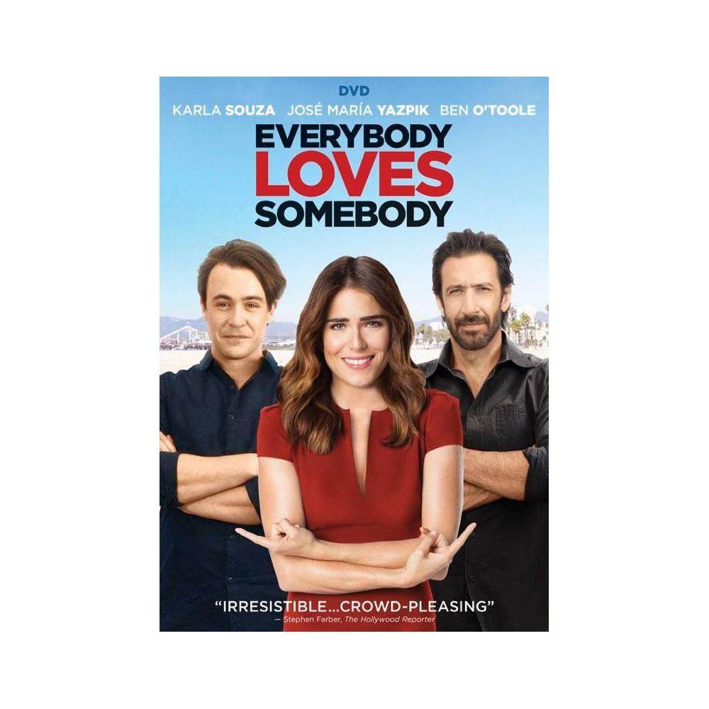 Everybody Loves Somebody Dvd