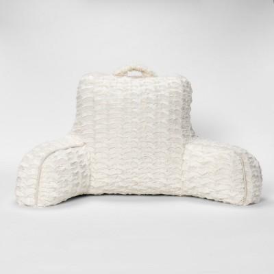 Cream Cut Plush Bed Rest - Room Essentials™