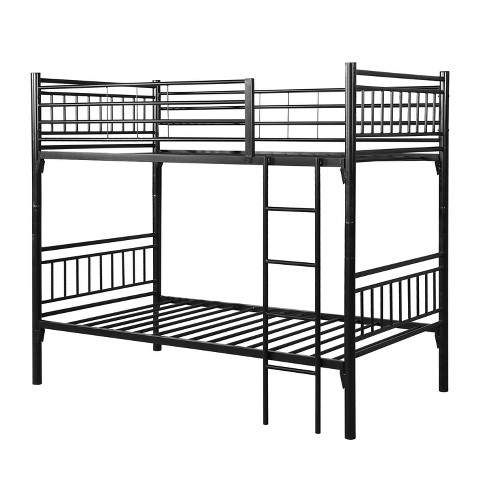 Metal Bunk Bed Twin Industries - Home Source - image 1 of 3