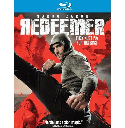 Redeemer (Blu-ray) - image 1 of 1