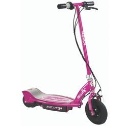 Razor E100 Rear Wheel Drive Electric Powered Scooter - Sweet Pea