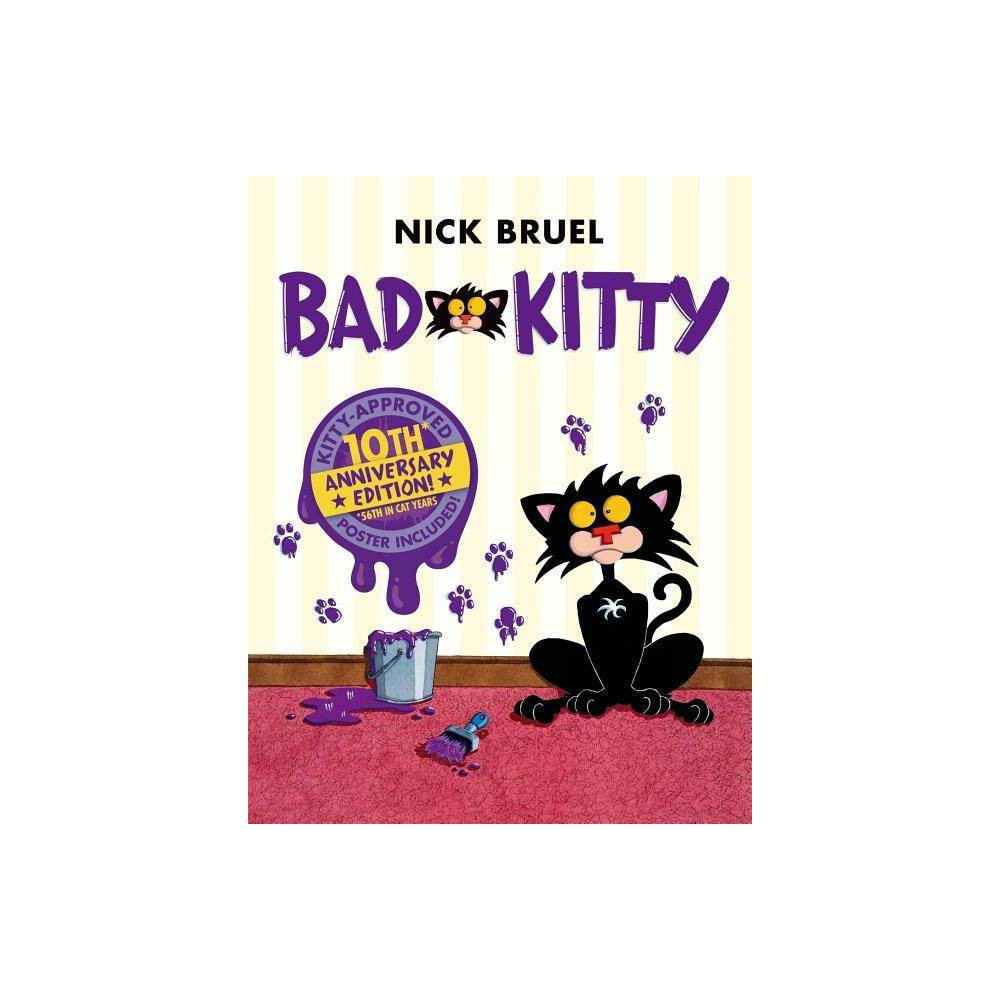 Bad Kitty 10 Edition By Nick Bruel Hardcover