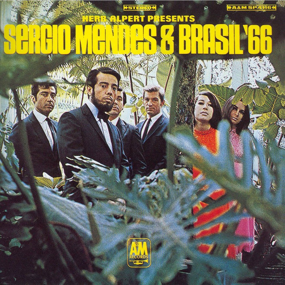 Sergio Mendes - Herb Alpert Presents Sergio Mendes & (CD)