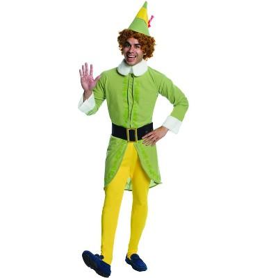 Elf Buddy the Elf Adult Costume