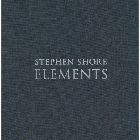 Stephen Shore: Elements - (Hardcover) - image 1 of 1