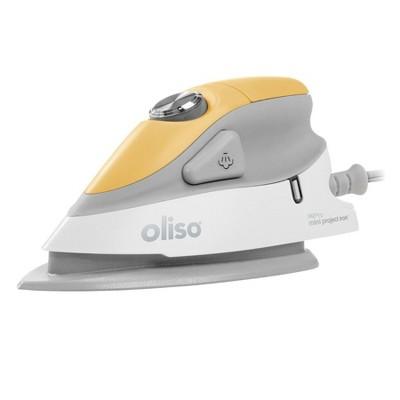 Oliso Mini Project Iron Yellow