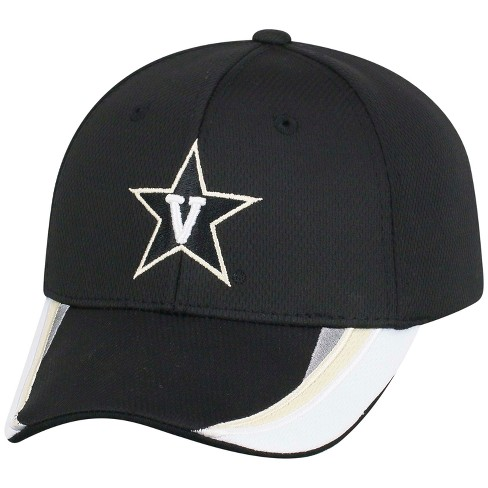 f77bf8c405f4a Youth Roadhouse Black Snapback Hat Vanderbilt Commodores. Shop all NCAA