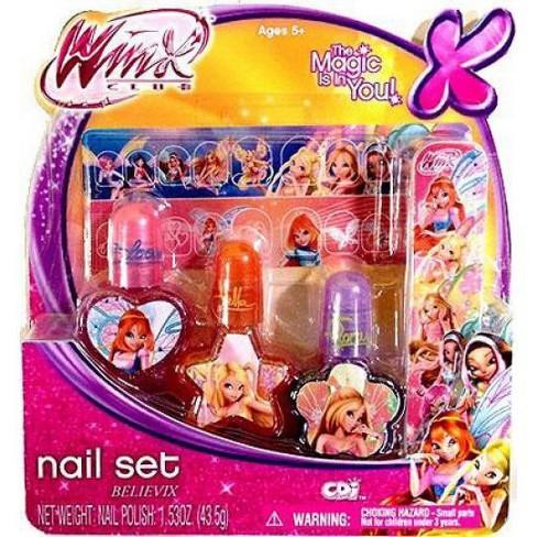 Winx Club Sparkling Nail Set - image 1 of 1