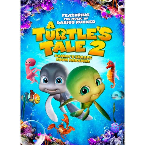 A Turtle's Tale 2: Sammy's Escape From Paradise (dvd_video) - image 1 of 1