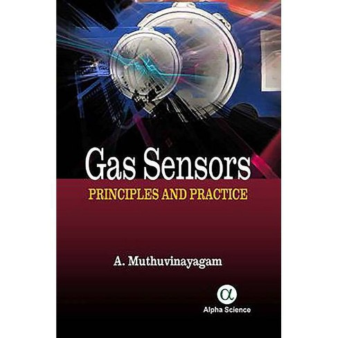 Gas Sensors - by  A Muthuvinayagam (Hardcover) - image 1 of 1