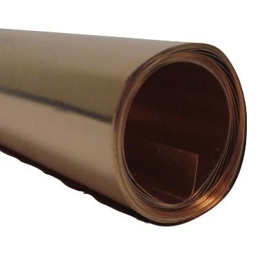 5 x 5 Inches Pack of 12 Copper St Louis Crafts Aluminum Decorative Foil