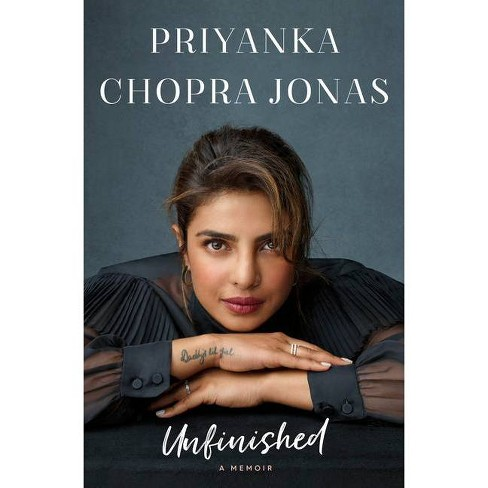 Unfinished - by Priyanka Chopra Jonas (Hardcover) - image 1 of 1