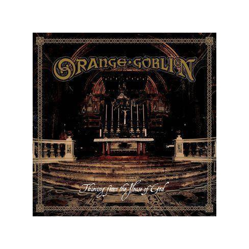 Orange Goblin - Thieving From the House of God (Vinyl) - image 1 of 1
