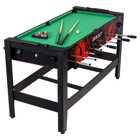 Franklin Sports 4 In 1 Quikset Game Table Target