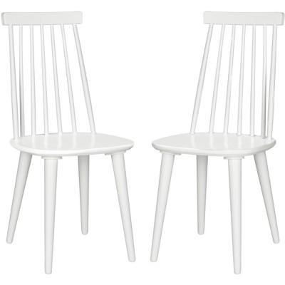 Burris Spindle Side Chair (Set of 2)  - Safavieh