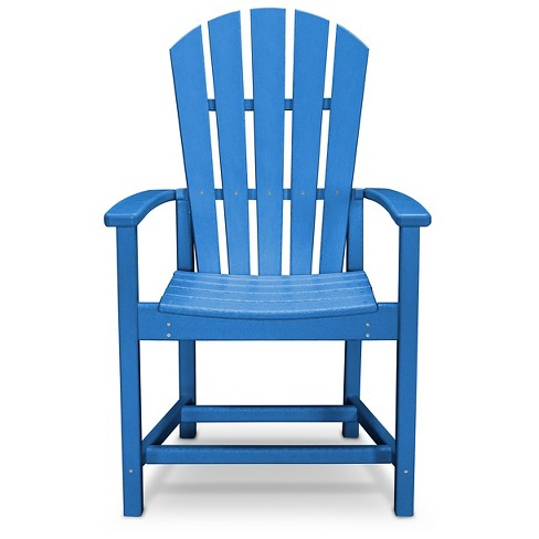 POLYWOOD® St Croix Patio Adirondack Dining Chair - Exclusively At Target - image 1 of 3