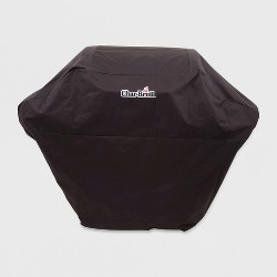 Char-Broil 3-4 Burner Rip-Stop Grill Cover - Black