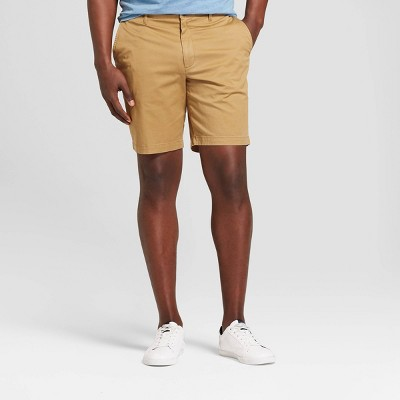 """Men's 9"""" Slim Fit Linden Chino Shorts - Goodfellow & Co™"""