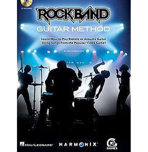 Rock Band Guitar Method (Mixed media product) - image 1 of 1