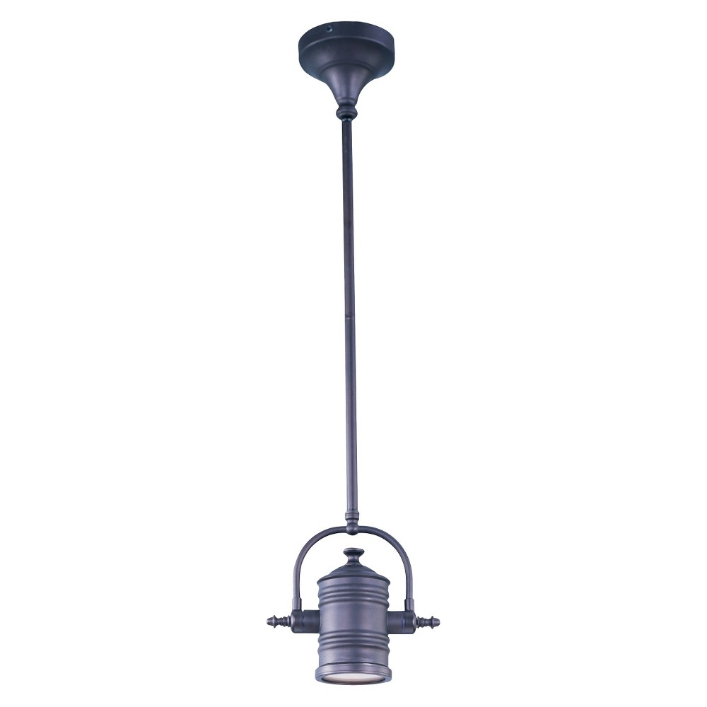 Image of Maxim Hi-Bay 1-Light Pendant Bronze
