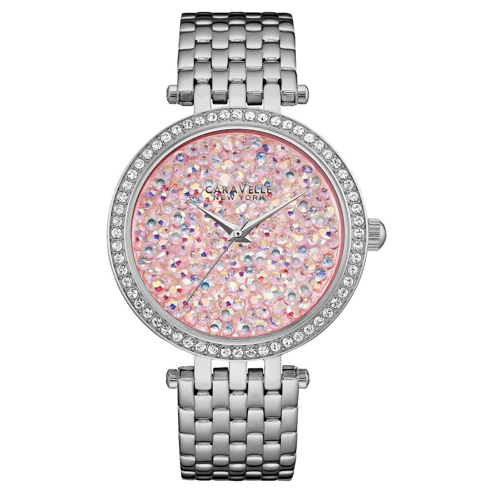 Caravelle New York by Bulova Women's Stainless Steel Bracelet Watch - 43L194, Size: Ladies