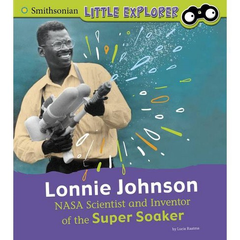 Lonnie Johnson - (Little Inventor) by  Lucia Tarbox Raatma (Paperback) - image 1 of 1