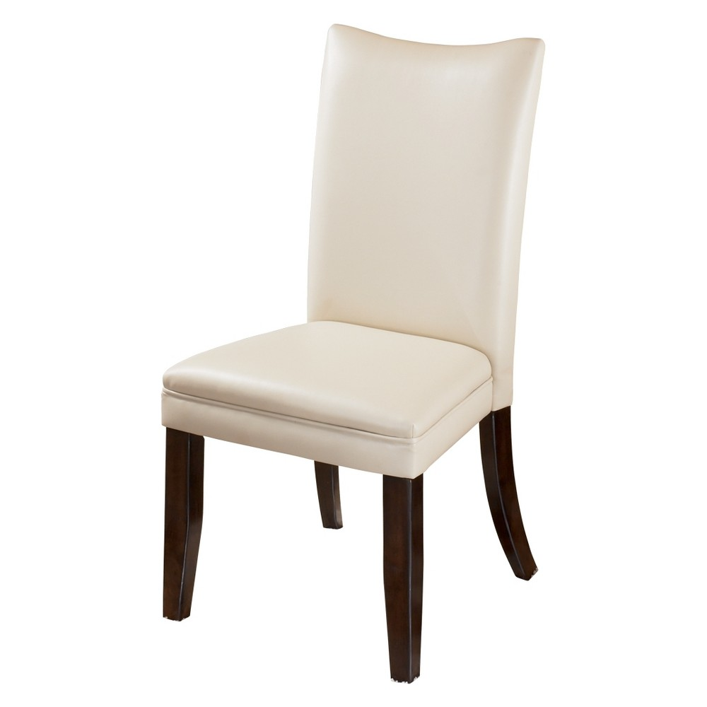Charrell Dining Uph Side Chair Ivory - Signature Design by Ashley