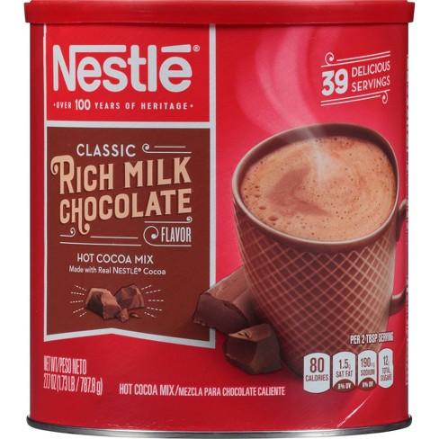 Nestle Rich Milk Chocolate Hot Cocoa Mix - 27.7oz - image 1 of 4