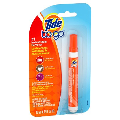 Tide To Go Stain Remover Pen - 1ct