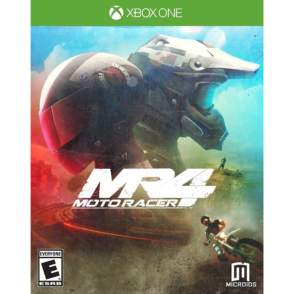 Motoracer 4 Xbox One, video games