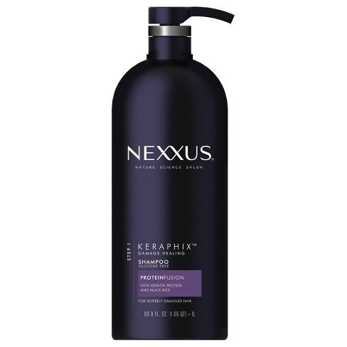 Nexxus Keraphix Damage Healing Silicone Free Shampoo - 33.8 fl oz - image 1 of 4
